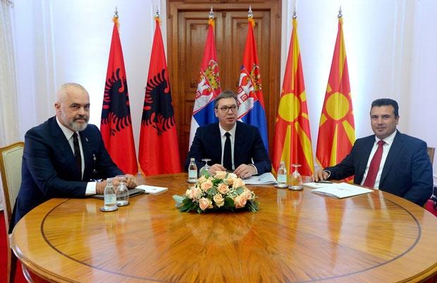 ЧЕТИРИ ТЕМЕЉА ЗА ВЕЛИКУ АЛБАНИЈУ: Владе из Приштине и Тиране на заједничкој седници потврдиле опасан план